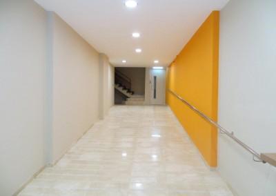 Rehabilitació d'edifici plurifamiliar