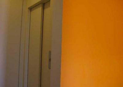 Rehabilitació façana i instal·lació ascensor
